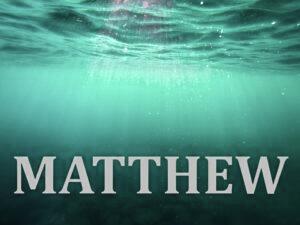 Link to Matthew Sermons